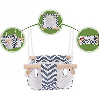 Binnen en buiten vrije tijd hangende stoel doek pocket baby swing
