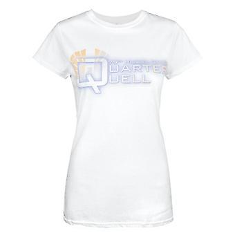Hunger Games Womens/Ladies 75th Quarter Quell T-Shirt