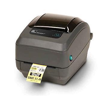 Принтер билетов Zebra GK420 USB Ethernet LAN 203 dpi Серый