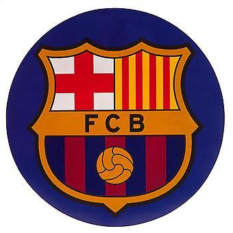 FC Barcelona Big Crest cirkulær klistermærke