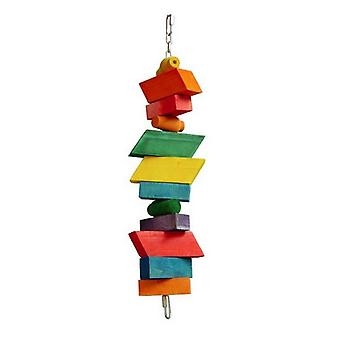 """Zoo-Max Abed-Nego Bird Toy - 21""""L x 5""""W"""