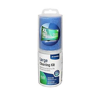 ColorWay Cleaning Kit Electronics Microfiber Cleaning Cloth, 300 ml