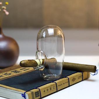 منافض السجائر الإبداعية منفضة السجائر الزجاج شخصية الاتجاه غرفة المعيشة زينة الأزياء