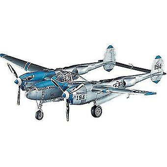 Toy airplanes 1:48 scale p-38j lightning