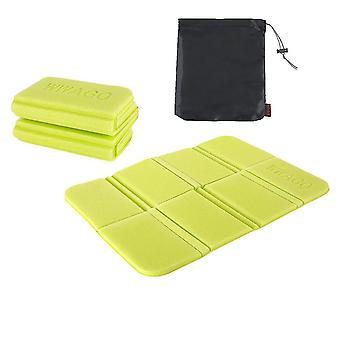 Folding chairs stools homemiyn foldable cushion futon outdoor portable mat camping tent fishing climbing beach