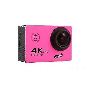 Ultra hd 4k akciókamera wifi 12mp 2.0 inch 30m go vízálló pro 170d sisak kerékpár videó