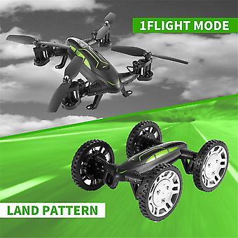 Fy602 Fliegendes Auto mit Hd-Kamera 2.4g Rc Quadcopter Drohne 6-Achsen 4ch Hubschrauber