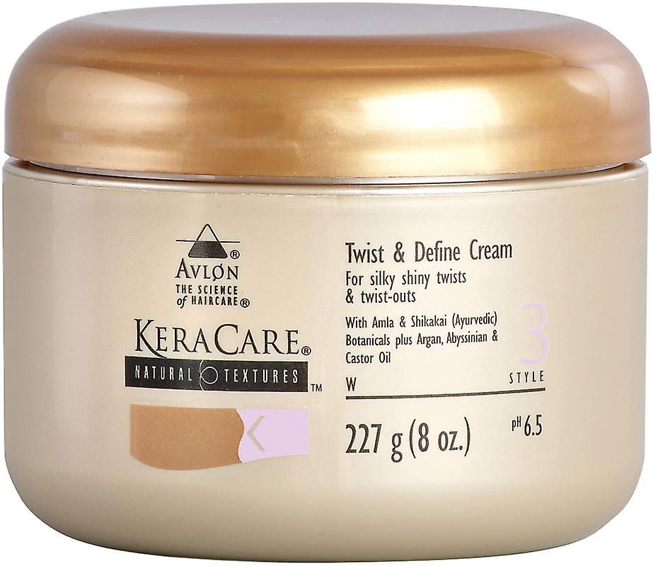 KeraCare Natural Texture Twist & Define Creme 227g