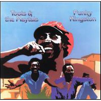 Toots & the Maytals - Funky Kingston [CD] USA import