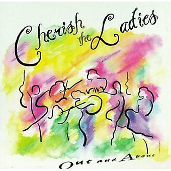 Cherish the Ladies - Out & About [CD] USA import