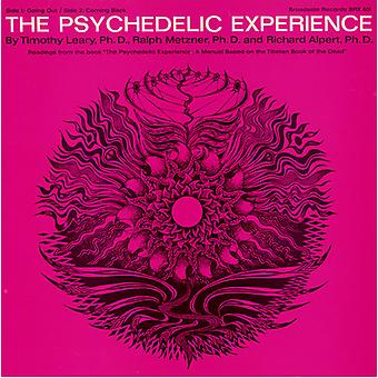 Timothy Leary - Psychedelic Experience: Lezingen van boek Psyched [CD] USA import