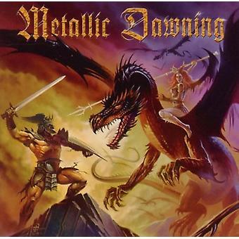 Metalen aanbreken - Metallic aanbreken [CD] USA import