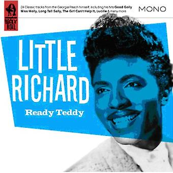 Little Richard - Ready Teddy [CD] USA import