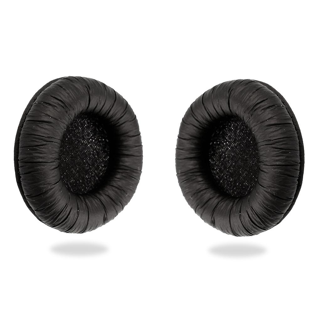 REYTID Replacement Ear Pads Cushion Kit Compatible with Sennheiser PX100 PMX100 PMX 60 II PMX200 PX200 PXC150 PXC250 Black Cushions