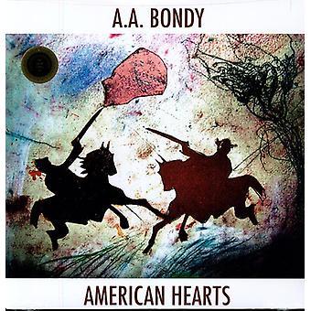 A.a. Bondy - American Hearts [Vinyl] USA import
