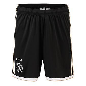 2018-2019 Ajax Adidas away pantaloni scurți (negru)
