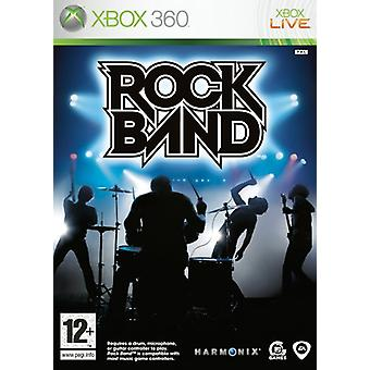 Rock Band - Game Only (Xbox 360) - Neu