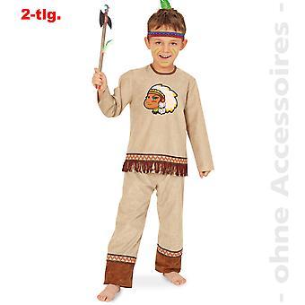 הודי תלבושות ילדים אפאצ'י הודי תחפושת ילדים תלבושות