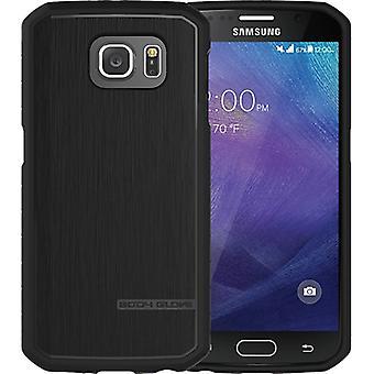 BodyGlove - caso do cetim para Samsung Galaxy S6 - preto