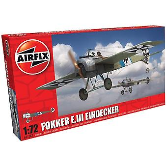 Airfix A01087 Fokker E. III Eind Male 1:72 Model Kit