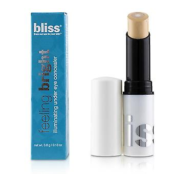 Bliss Feeling Bright Illuminating Under Eye Concealer - # Radiant Ivory - 3.8g/0.13oz