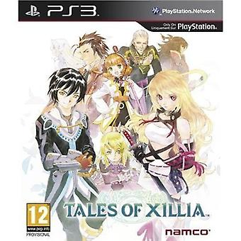 Tales of Xillia (PS3) - Nowość
