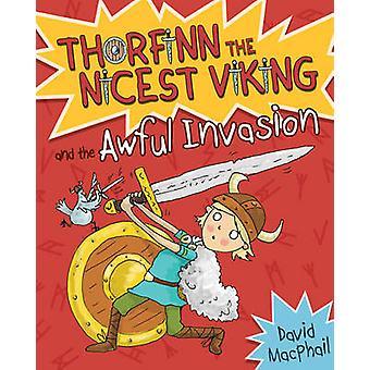 Thorfinn och hemska Invasion av David MacPhail - Richard Morgan-