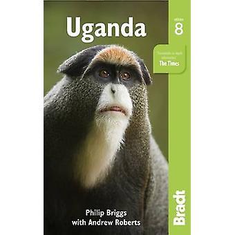 Uganda by Philip Briggs - 9781784770228 Book