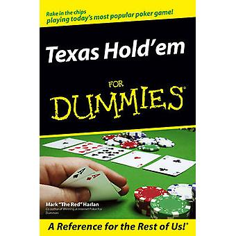 Texas Hold'em For Dummies by Mark Harlan - 9780470046043 Book