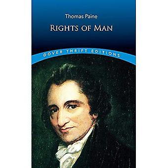 Os direitos do homem (Dover Thrift Editions)