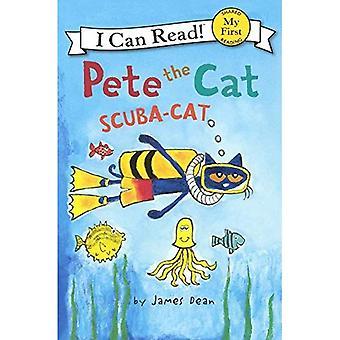 Scuba-katt (jag kan läsa! Min första delade läsning (HarperCollins))