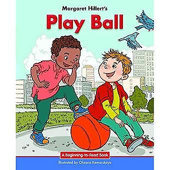 Jouer à la balle (début à lire)