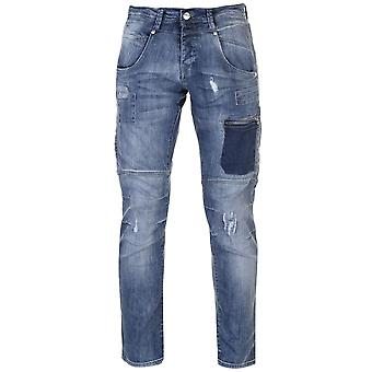 883 Police Mens Cassady Adg 434 Jeans