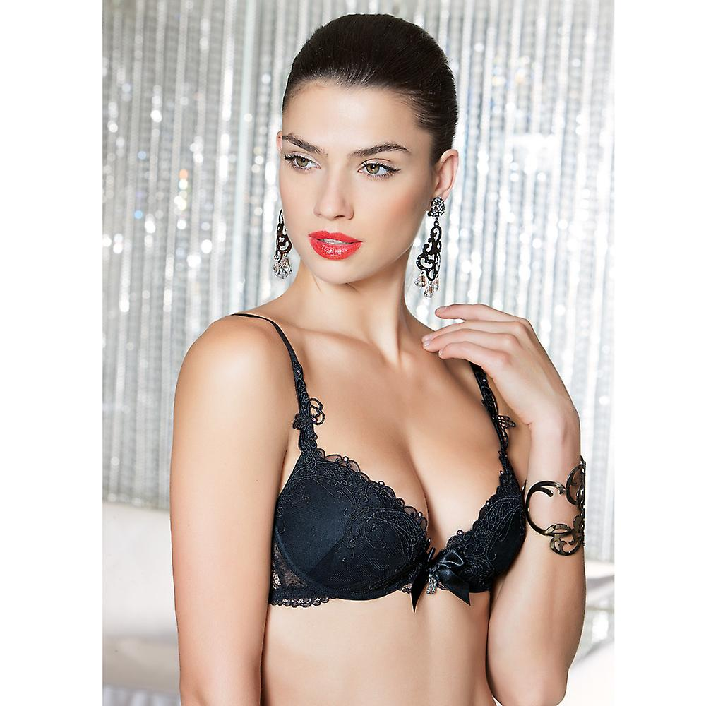 Lise Charmel lingerie Soir de Venise Push up Bra black