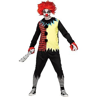 Freaky Clown adulte