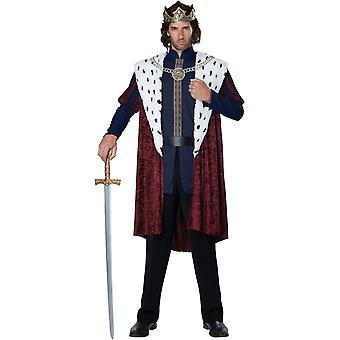 Royal King Adult Costume