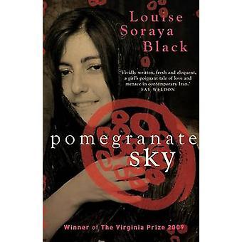Pomegranate Sky by BLACK & LOUISE SORAYA