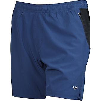 RVCA Mens VA Sport ATG Shorts - Seattle blå