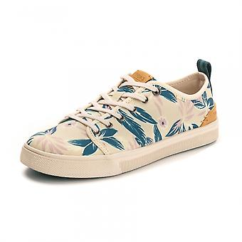 TOMS TOMS Lilac Floral Print Trvl Lite Low Womens Sneaker