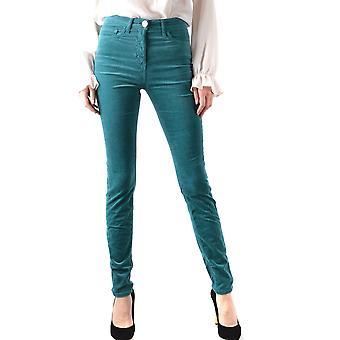 Elisabetta Franchi Ezbc050163 Damen's Benzin Denim Jeans