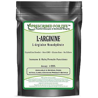 Arginina (L)-L-arginina pó aminoácido base (ensaio: > 99%)