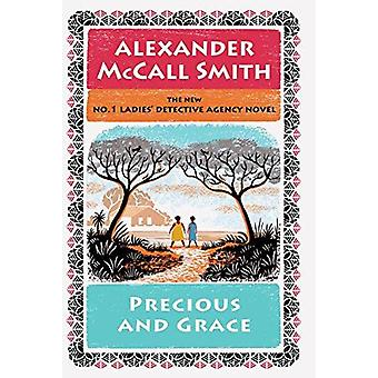 Precious and Grace by Alexander McCall Smith - 9781432834258 Book