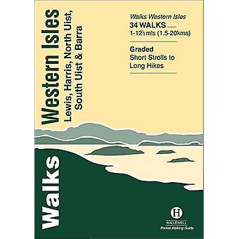 Walks Western Isles by Luke Williams - 9781872405353 Book