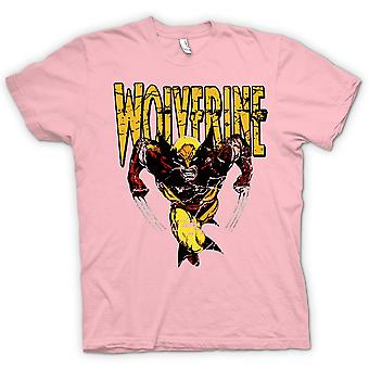 Kids t-shirt - Wolverine - héroe de Comic clásico