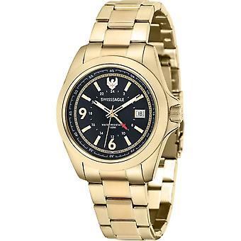Swiss Eagle SE-9066-44 Heren Horloge