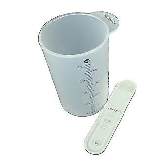 Kenwood BM260 Measuring Cup & Spoon Genuine Part