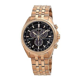 Citizen Brycen Perpetual Chronograph Mens Watch