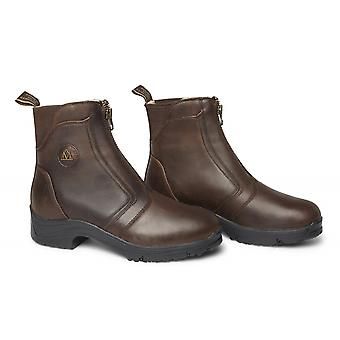 Mountain Horse Snowy River Paddock Womens Riding Boot - Brown