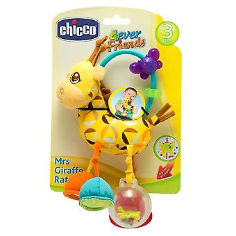 Chicco Mr. Giraffe Ratle (Babies and Children , Toys , Preschool , Babies , Soft Toys)