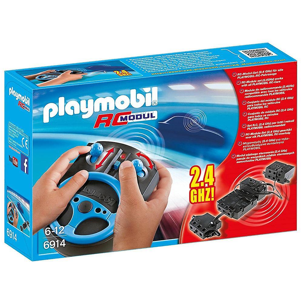 Playmobil fjernbetjening indstillet 2,4 GHz